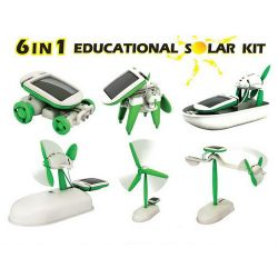 6 in1 Educational Solar Kit