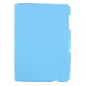 10.1'' Smart Cover Protective Leather Case Stand for Samsung Galaxy Tab P7510 Tablet PC  Blue + Free Shipping