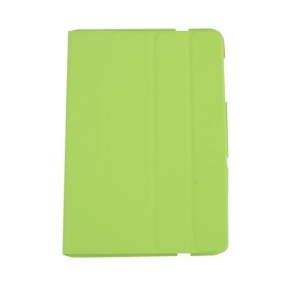 10.1'' Smart Cover Protective Leather Case Stand for Samsung Galaxy Tab P7510 Tablet PC  Green + Free Shipping