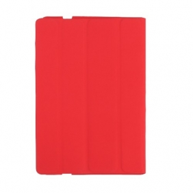 10.1'' Smart Cover Protective Leather Case Stand for Samsung Galaxy Tab P7510 Tablet PC  Red + Free Shipping