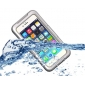White Waterproof Shockproof Dirt Snow Proof Durable Case Cover for iPhone 6 4.7 Inch