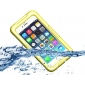 Yellow Waterproof Shockproof Dirt Snow Proof Durable Case Cover for iPhone 6 4.7 Inch