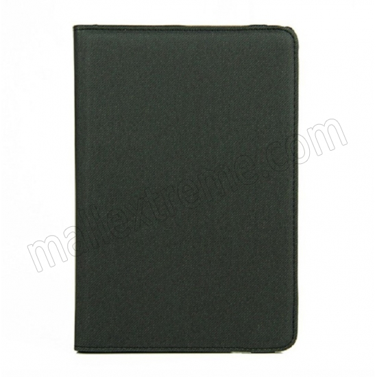 discount 360 Degree Rotary Flip Stand Leather Case for iPad Mini 2 With Reina display - Black