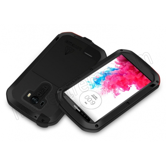 cheap New Waterproof Shockproof Dustproof Aluminum Gorilla Metal Cover Case for LG G3