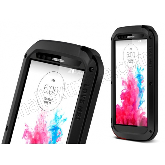 china wholesale New Waterproof Shockproof Dustproof Aluminum Gorilla Metal Cover Case for LG G3