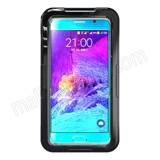 discount Black Waterproof Shockproof SnowProof DirtProof Durable Cover Hard Case for Samsung Galaxy Note 5